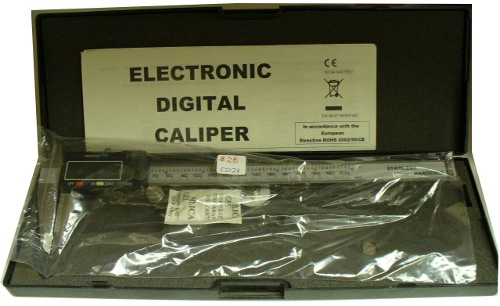 Image of: Digital Caliper