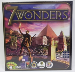 Image of: 7 Wonders