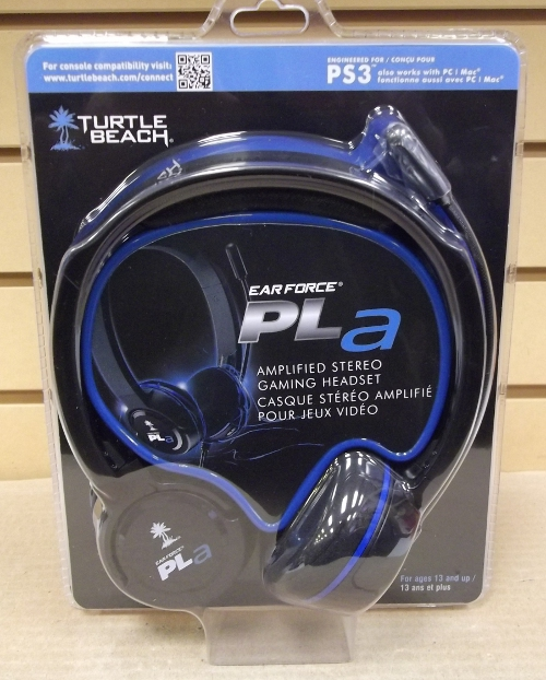 Image of: Turtle Beach PLa Headset