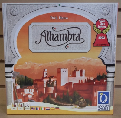 Image of: Alhambra