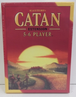 Image of: Catan, 5-6 Player Expansion