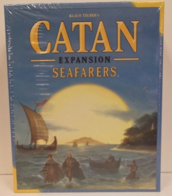Image of: Catan Seafarers