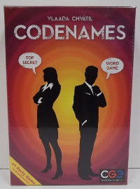 Image of: Codenames