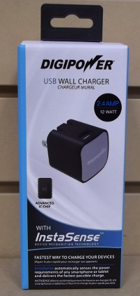 Image of: Digipower USB Wall Charger