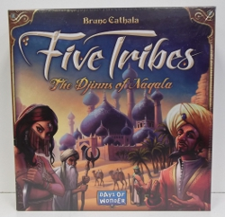 Image of: Five Tribes
