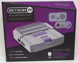 Image of: Retron 2 Gaming System