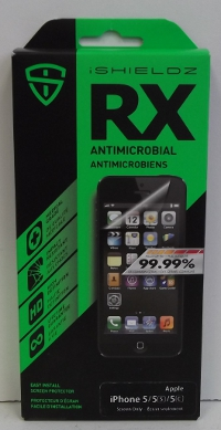 Image of: iShieldz RX Screen Protector