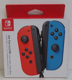 Image of: Joycon Nintendo Switch Controllers