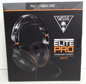 Image of: Turtle Beach Pro Headset
