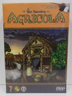 Image of: Agricola