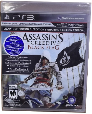 Image of: Assassin's Creed 4 Black Flag