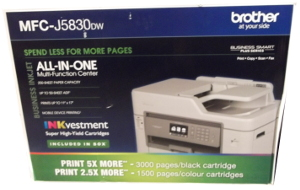 Image of: Brother All-In-One Printer