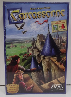 Image of: Carcassonne