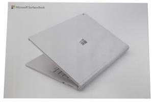Image of: Microsoft Surface Book