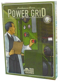 Image of: Power Grid