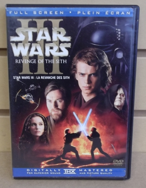 Image of: Star Wars 3, Revenge of the Sith