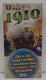 Image of: Ticket to Ride 1910